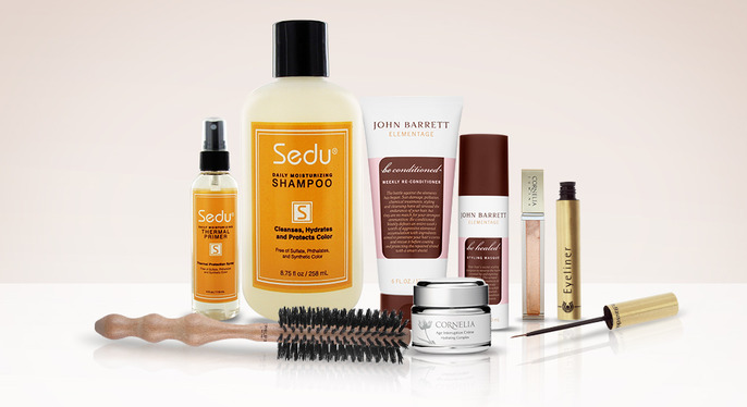 Luxe Salon & Spa Essentials at Gilt