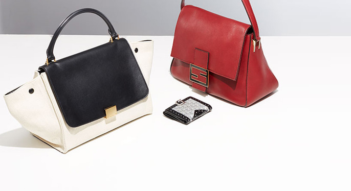 Luxe Vintage Handbags at Gilt