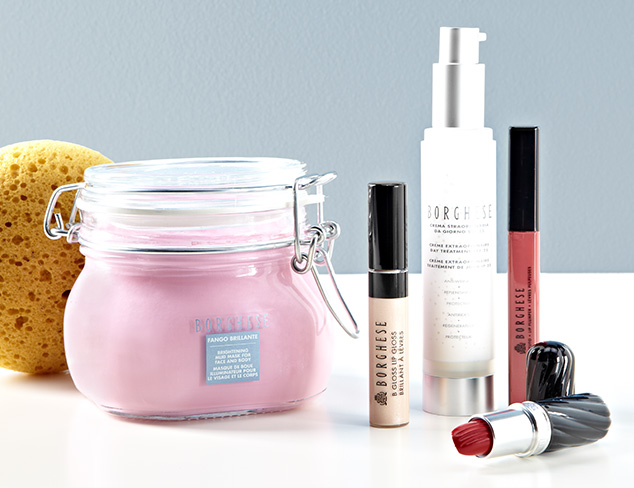 Luxury Beauty: Borghese & More at MYHABIT