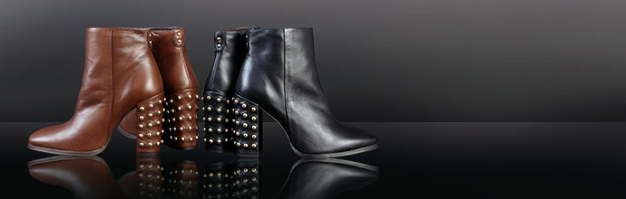 Luxury Leather Boot Boutique at Brandalley