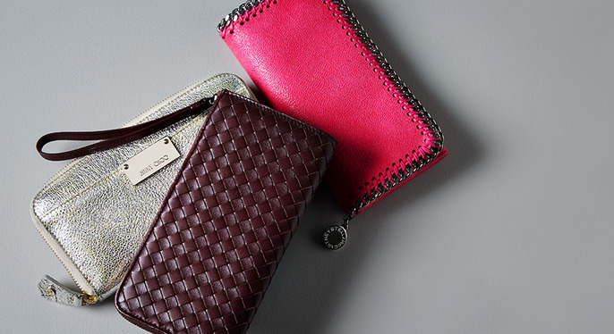 Luxury Wallets Feat. Salvatore Ferragamo at Gilt