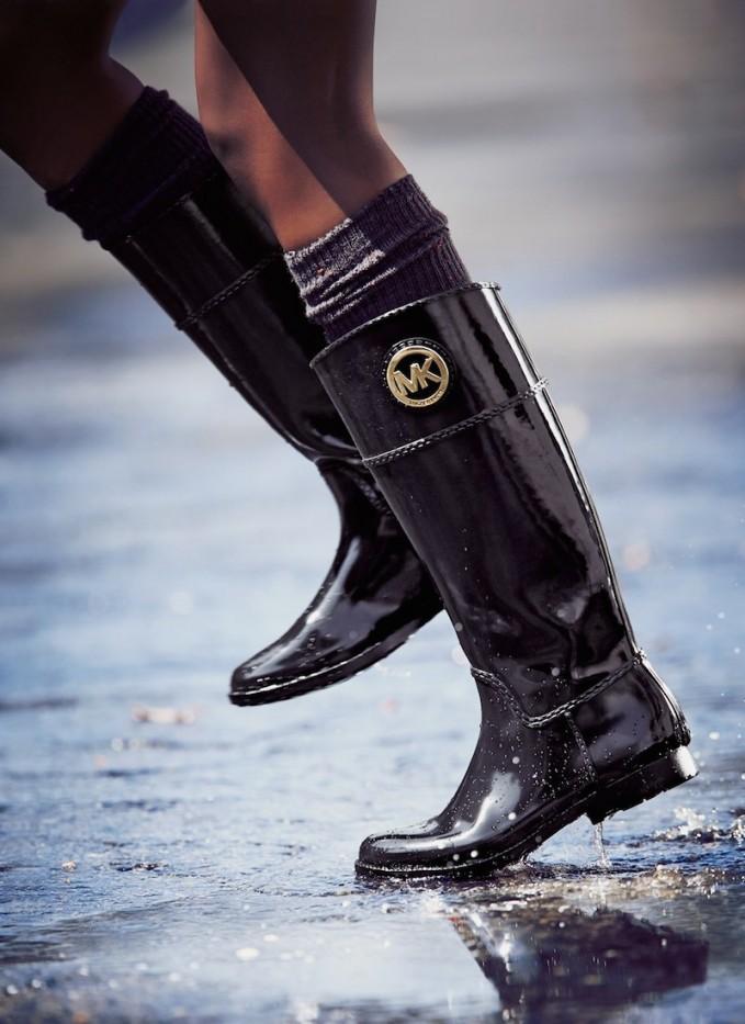 MICHAEL Michael Kors Stockard Rain Boot