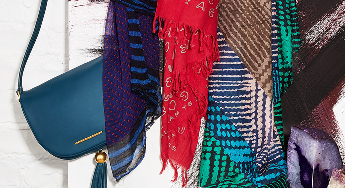 Marc by Marc Jacobs Scarves & More at Gilt
