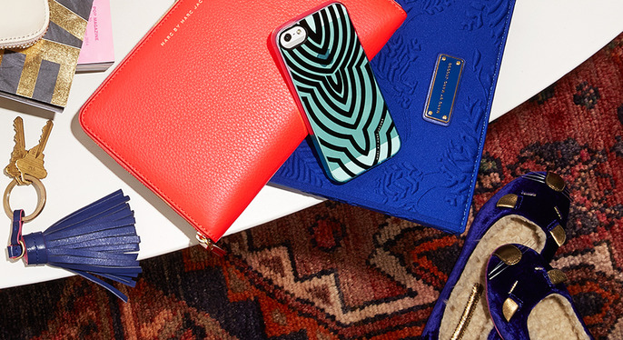 Marc by Marc Jacobs Wallets, Tech & More at Gilt
