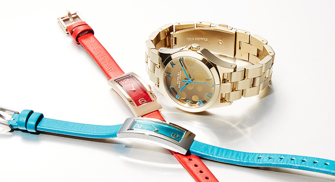Marc by Marc Jacobs Watches at Gilt