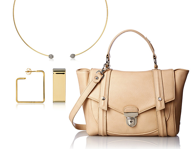Modern Silhouettes: Handbags & Jewelry at MYHABIT