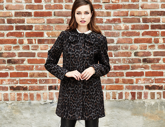 New Arrivals: Fall Outerwear at MYHABIT