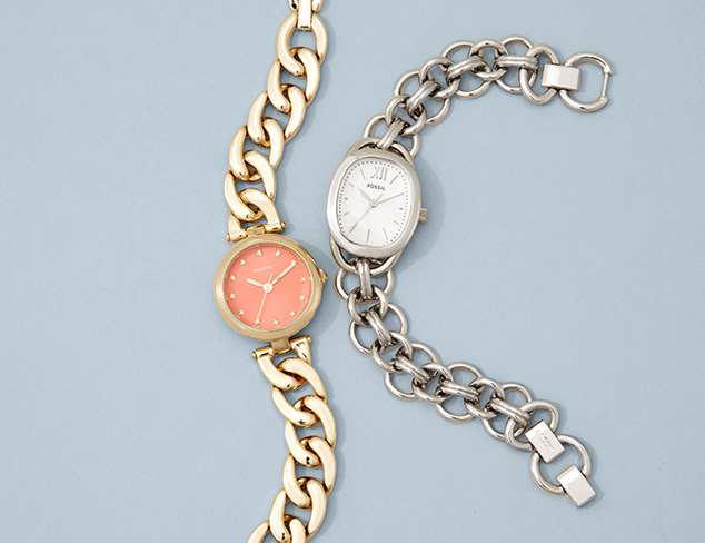 New Markdowns: Fossil Watches at MYHABIT