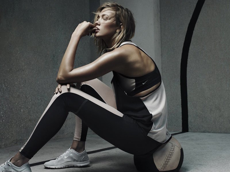 Nike x Pedro Lourenço Collection Lookbook by Karlie Kloss_5