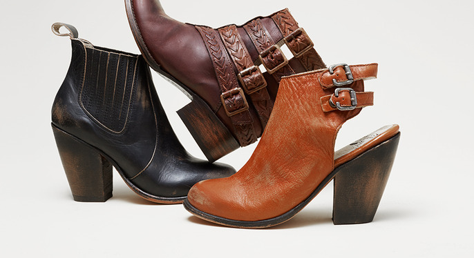 Off-Duty Shoes Feat. Freebird at Gilt
