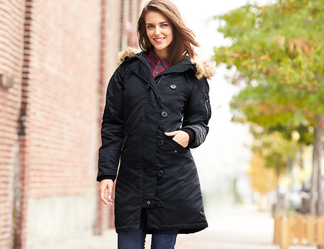 Outerwear Update: Parkas & Anoraks at MYHABIT