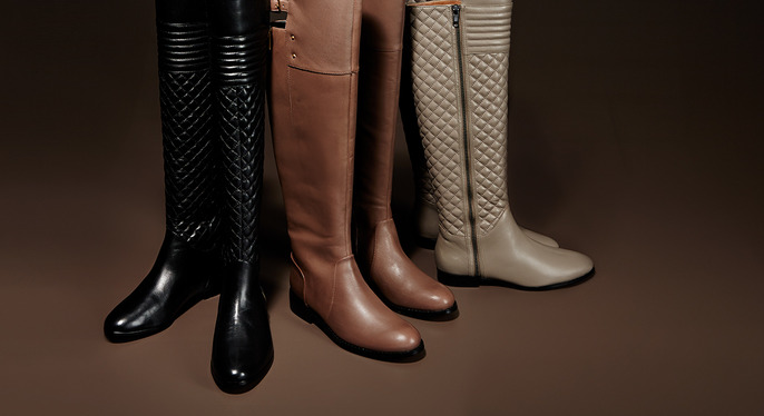 Over-the-Knee Boots at Gilt
