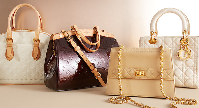 Perfectly Polished: Vintage Accessories Feat. Louis Vuitton at Gilt