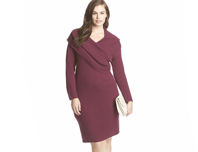 Plus Size: Cullen Cashmere Knitwear at MYHABIT