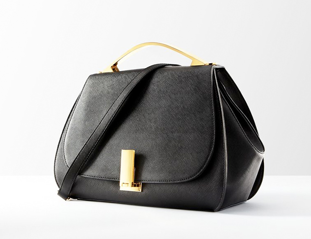 Polished Professional: Satchels & Top Handle Bags at MYHABIT