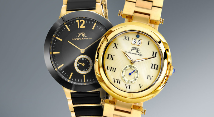 Porsamo Bleu Watches at Gilt
