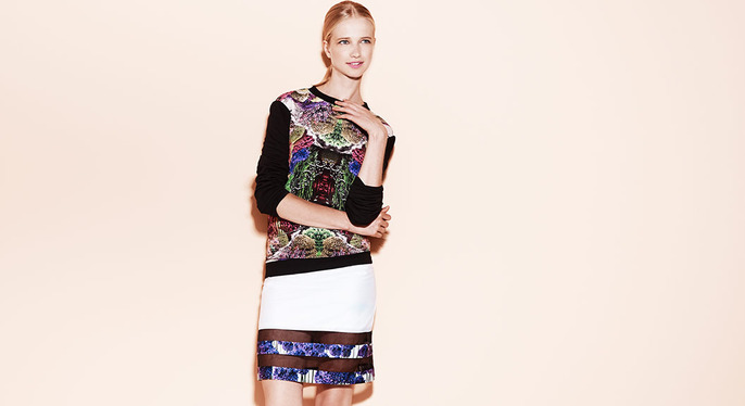 Print Play Feat. Emerson at Gilt