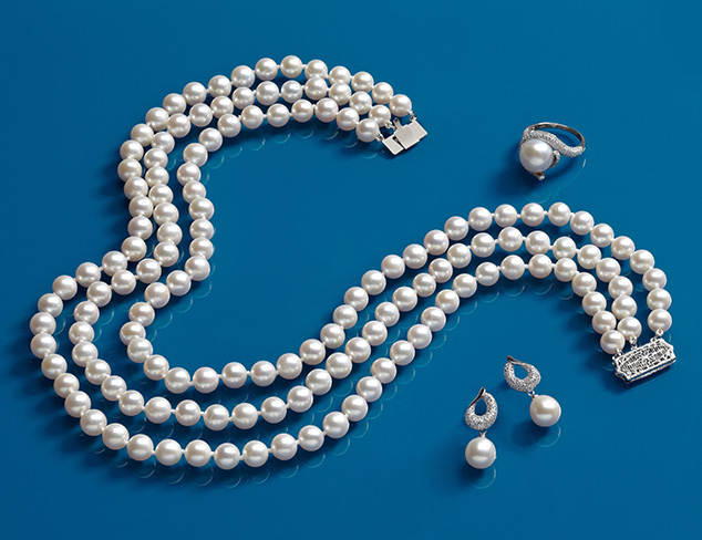 Radiance Pearl Jewelry at MYHABIT