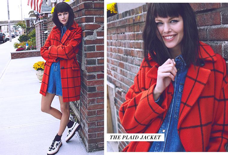 Rebecca Minkoff Ford Coat