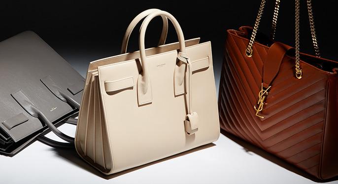 Saint Laurent Handbags at Gilt