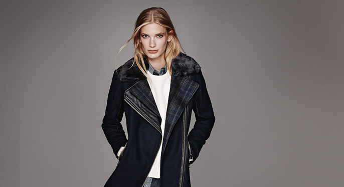 Sam Edelman Outerwear at Gilt