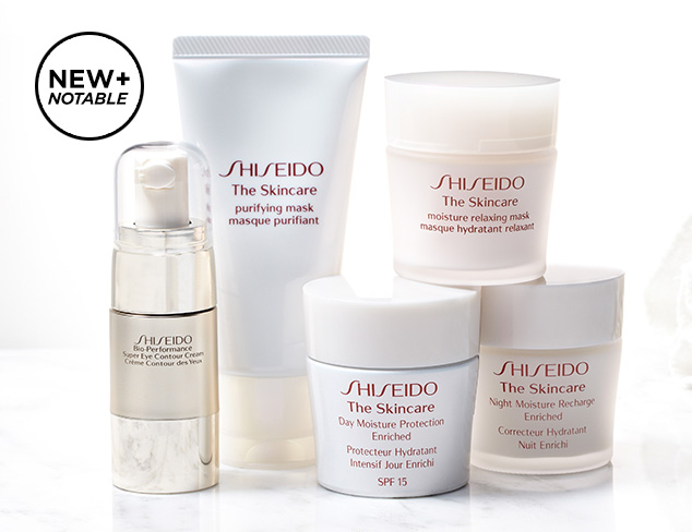 Shiseido Beauty at MYHABIT