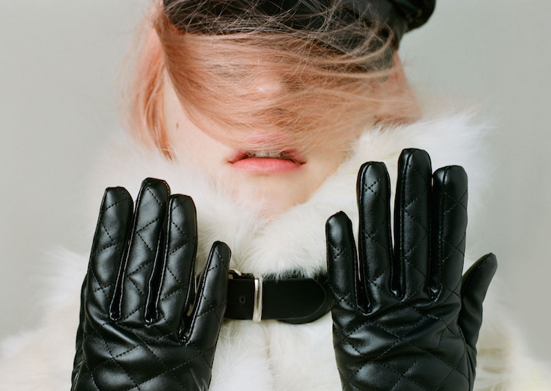 Show of Hands Glove by Nasty Gal