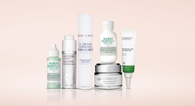 Skincare Solutions at Gilt