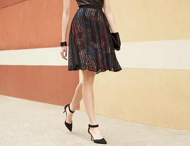 Skirts That Make a Statement at MYHABIT