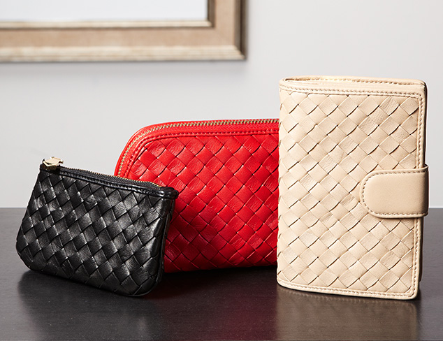 Small & Chic: Pouches & Wristlets at MYHABIT