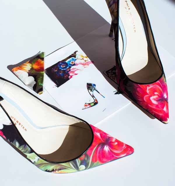Sophia Webster for J.Crew Lola Pumps