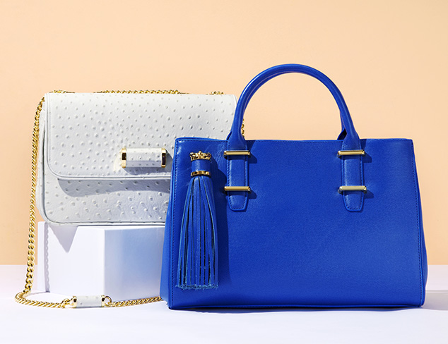 Sophisticated Satchels at MYHABIT
