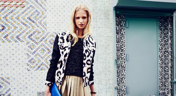 Spot On: Animal Prints at Gilt