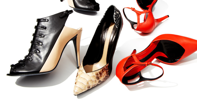 Street-Chic Shoes Feat. Aperlai at Gilt