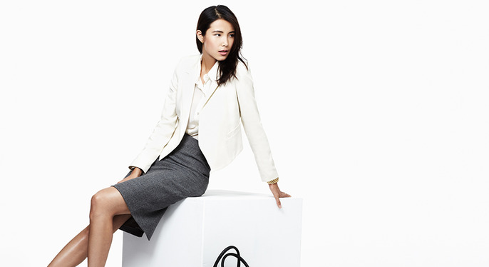 Suit Yourself: Blazers, Skirts & More at Gilt