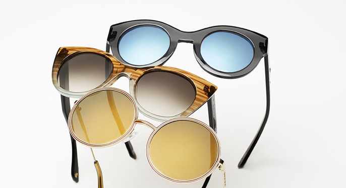 Surface to Air Sunglasses at Gilt