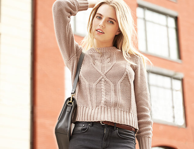 Sweater Season: Pullover Styles at MYHABIT
