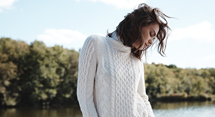Sweater Weather at Gilt