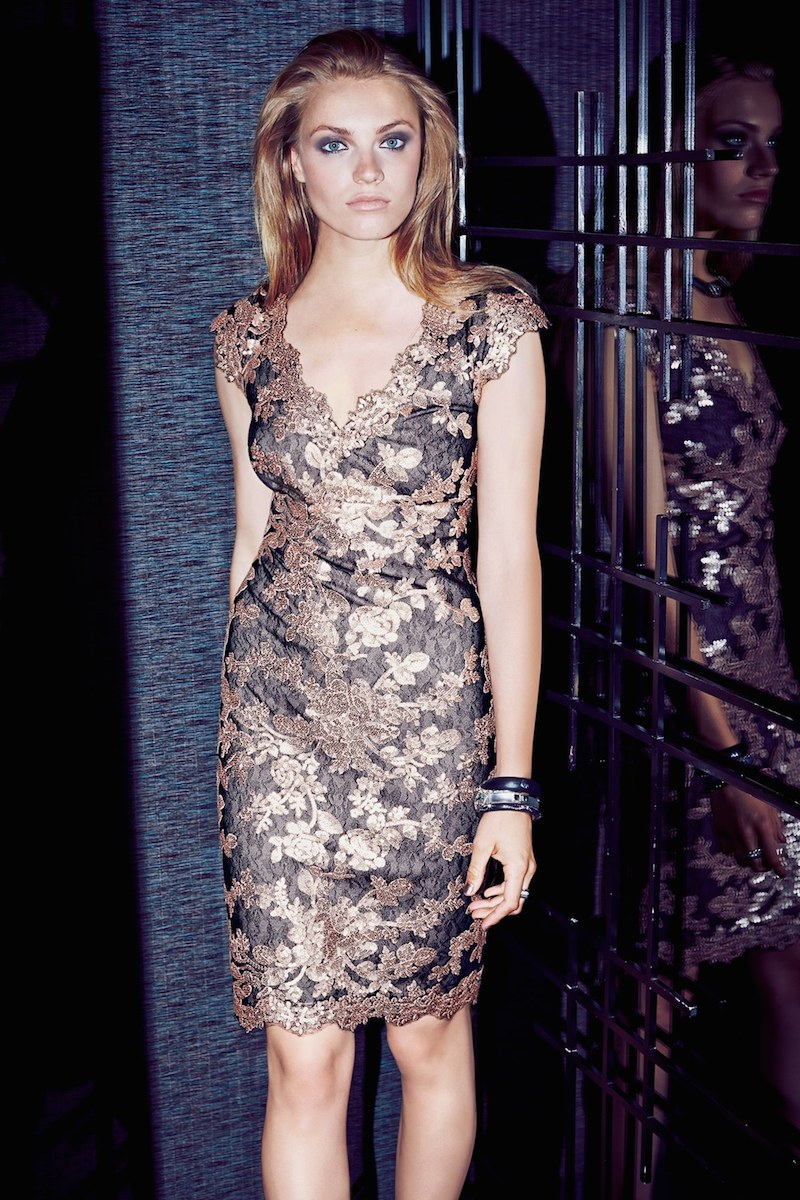 Tadashi Shoji Sleeveless Lace Gown - Page 2 - Best Seller Dress and ...