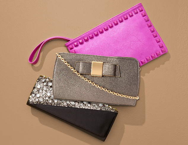 Taking Hold: Clutches at MYHABIT