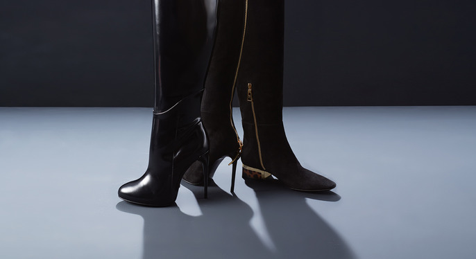 Tall Boots Feat. Tom Ford at Gilt