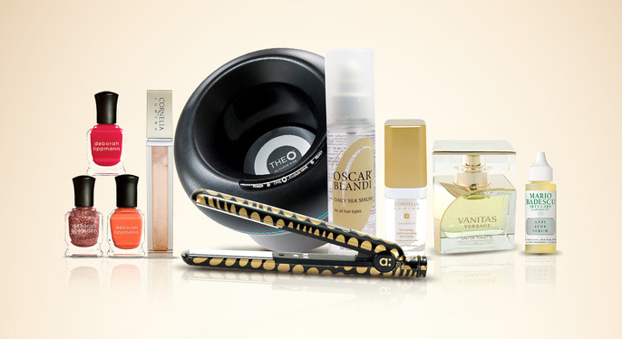 The Beauty Boutique at Gilt