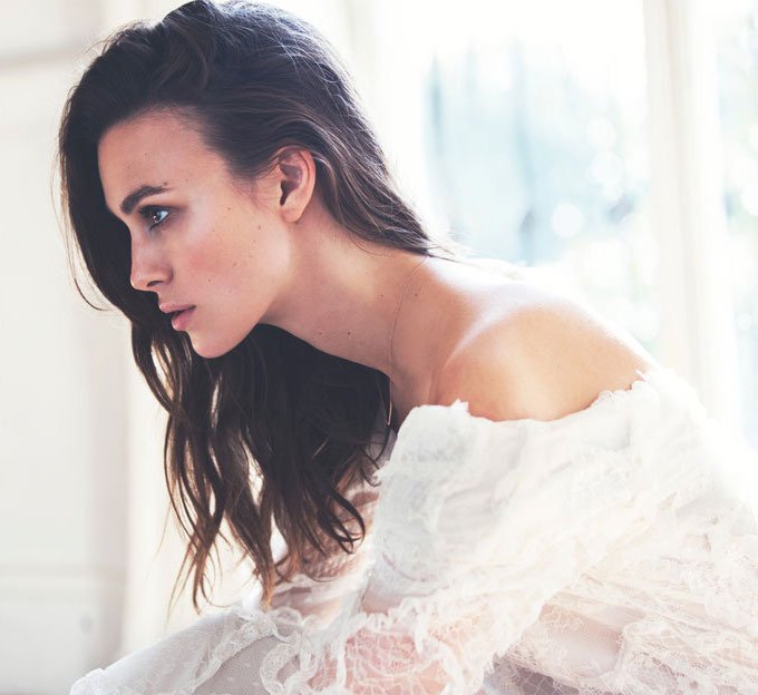 The Heroine Keira Knightley for The EDIT_2