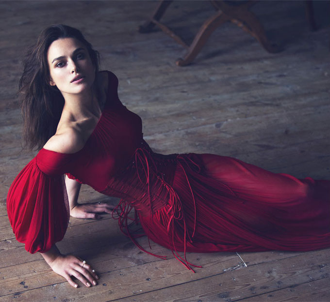The Heroine Keira Knightley for The EDIT_3