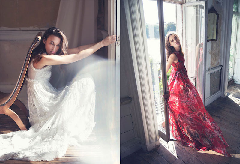 The Heroine Keira Knightley for The EDIT_4