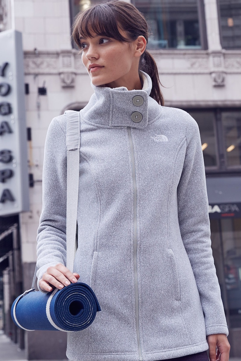 The North Face Lunabrooke Sweater Jacket