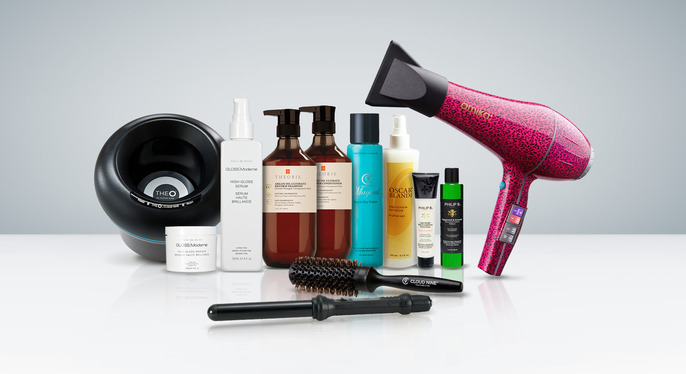 The Perfect At-Home Blowout at Gilt