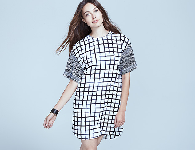 The Perfect Fall Dress at MYHABIT