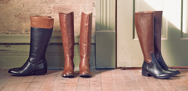 The Riding Boot: A Fall Staple at Rue La La