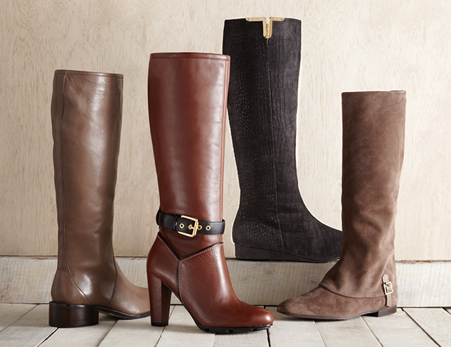 The Shoe Boutique: Tall Boots at MYHABIT